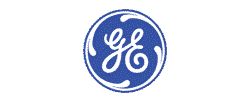 GE logo - GE is a customer at TM Group