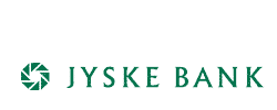 Jyske Bank logo - Jyske Bank is a customer at TM Group