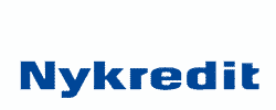 Nykredit logo - Nykredit is a customer at TM Group