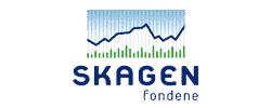 Skagen Fondene logo - Skagen Fondene is a customer at TM Group