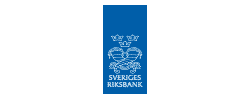 Sveriges Riksbank logo - Sveriges Riksbank is a customer at TM Group