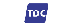 TDC Group logo - TDC is a customer at TM Group