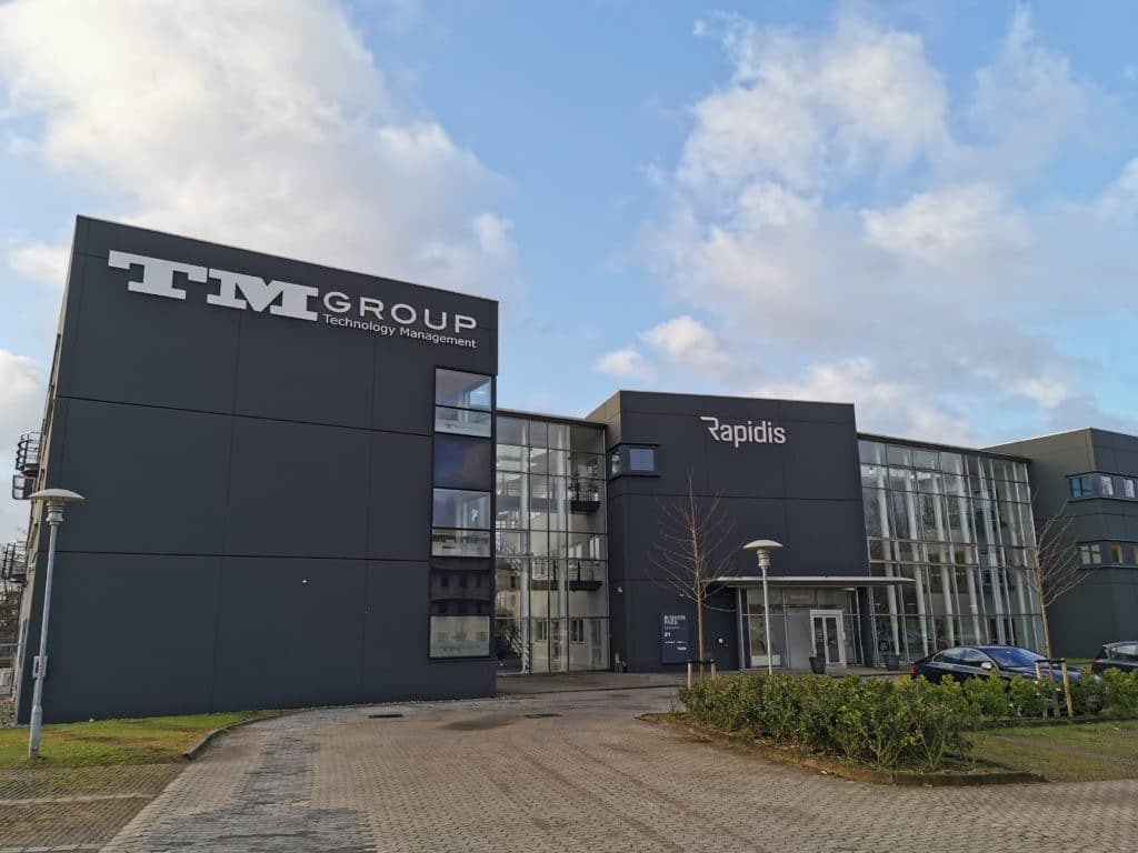 Image of TM Group headquarters in Søborg, Copenhagen