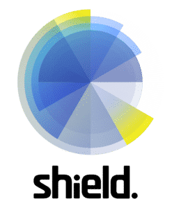 Shield logo. A TM Group business partner