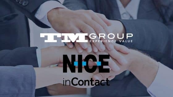 TM Group and NICE inContact partnership