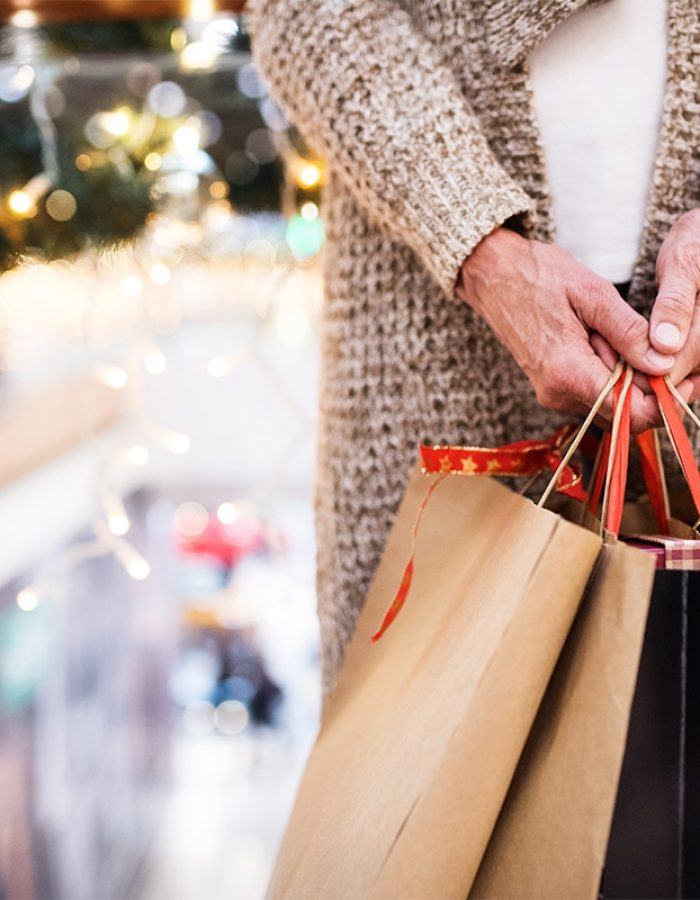 Christmas Shopping automation for the retail business